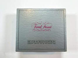 Trivial Pursuit Silver Screen Edition Subsidiary Card Set For Use Master Game - $14.99