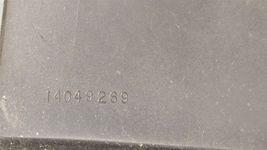 84-90 Chevrolet Corvette C4 Front Bumper Filler License Tag Delete Panel image 6