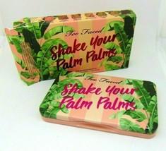 TOO FACED SHAKE YOUR PALM PALMS Eye Shadow Palette  NIB - $21.95