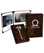 The Art of God of War Exclusive Edition Deluxe Clamshell, 2 Gallery Prin... - $159.99