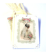 8 Gift Tags, Beautiful Bride, Bridal Shower Gif... - $4.00