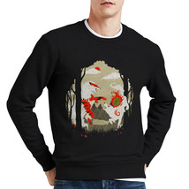 Great Wolves of Fire - Featured on Teefury - Sweatshirt - $29.99+