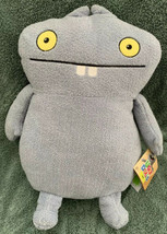 """UglyDolls Babo Large Plush Stuffed Toy Ugly Doll NWT 18"""" Stitched Features - $14.84"""