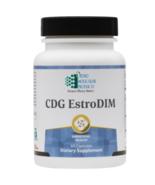 Ortho Molecular Products - CDG Estrodim 60 capsules - $75.00