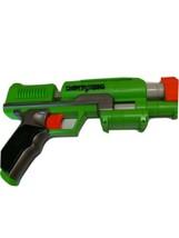 Nerf Dart Tag Green Single Shot Blaster Toy Gun Hasbro plus 36 darts - $12.00