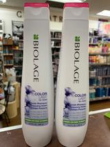 Matrix Biolage ColorLast Purple Violet Shampoo 13.5 oz (pack of 2) - $36.50