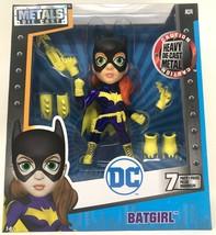 "Jada Toys Dc Metals Die-cast Batgirl 6"" Figure w/7 Parts M374 Brand New In Pkg - $14.49"