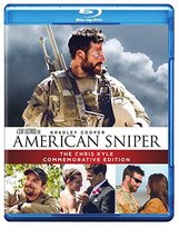 American Sniper: The Chris Kyle Commemorative Edition (BD) [Blu-ray] (2016) New