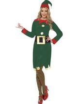 Costume Elfe, UK Taille 12-14, Déguisement Noël - $29.88