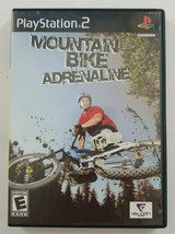 Mountain Bike Adrenaline PS2 Game 2007 Valcon Games Playstation 2 - $5.89