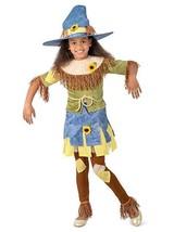 Princess Paradise Selena le Épouvantail Enfants Filles Déguisement Halloween - $52.49