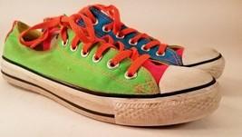 Converse Chuck Taylor All Stars Tri-panel MulitColor Block Shoes 6 (M), ... - $23.38