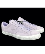 New Converse Star Player OX Low Top Shoe Sneaker Purple White Suede 162661C - $37.99