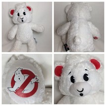 "Ghostbusters Build A Bear White 18"" Plush Stuffed 2016 BABW Stuffed Anim... - $19.79"