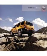 2008 Nissan XTERRA sales brochure catalog US 08 Off Road - $10.00