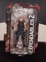 The Expendables 2 Gunner Jensen Figure New In The Package Dolph Lundgren - $49.99