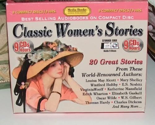 Audiobooks Set of Classic Women's Stories