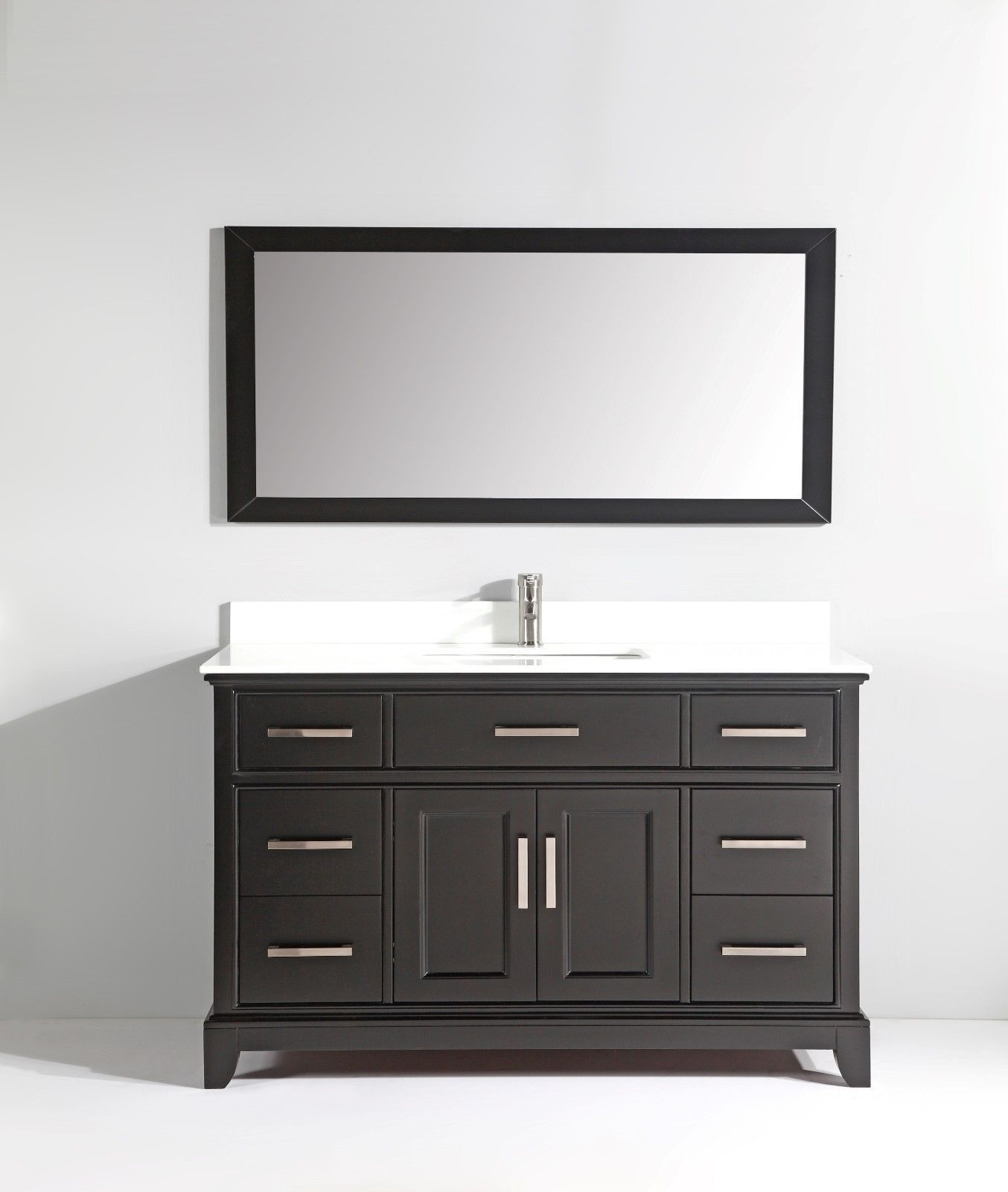 60 Double Bathroom Vanity For Sale Only 4 Left At 70
