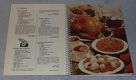 Vintage Recipe Holiday Cookbook image 2