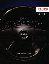 2008 ISUZU full line brochure catalog US ASCENDER i- 290 370 - $8.00