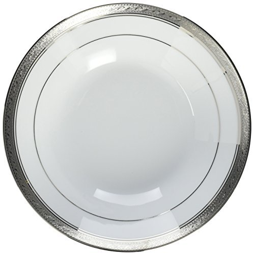 Noritake Crestwood Platinum Soup Bowl - $26.72