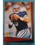 1993 Score Select #7 Troy Aikman Dallas Cowboys Football Card - $1.00