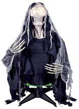 GROUNDBREAKER SEEKING GHOUL HALLOWEEN PROP Haunted House Prop Decor - $984,35 MXN