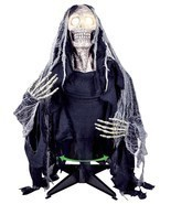 GROUNDBREAKER SEEKING GHOUL HALLOWEEN PROP Haunted House Prop Decor - £38.92 GBP