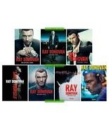 Ray Donovan The Complete Series Seasons 1 2 3 4 5 6 & 7 DVD Sealed New S... - $69.00