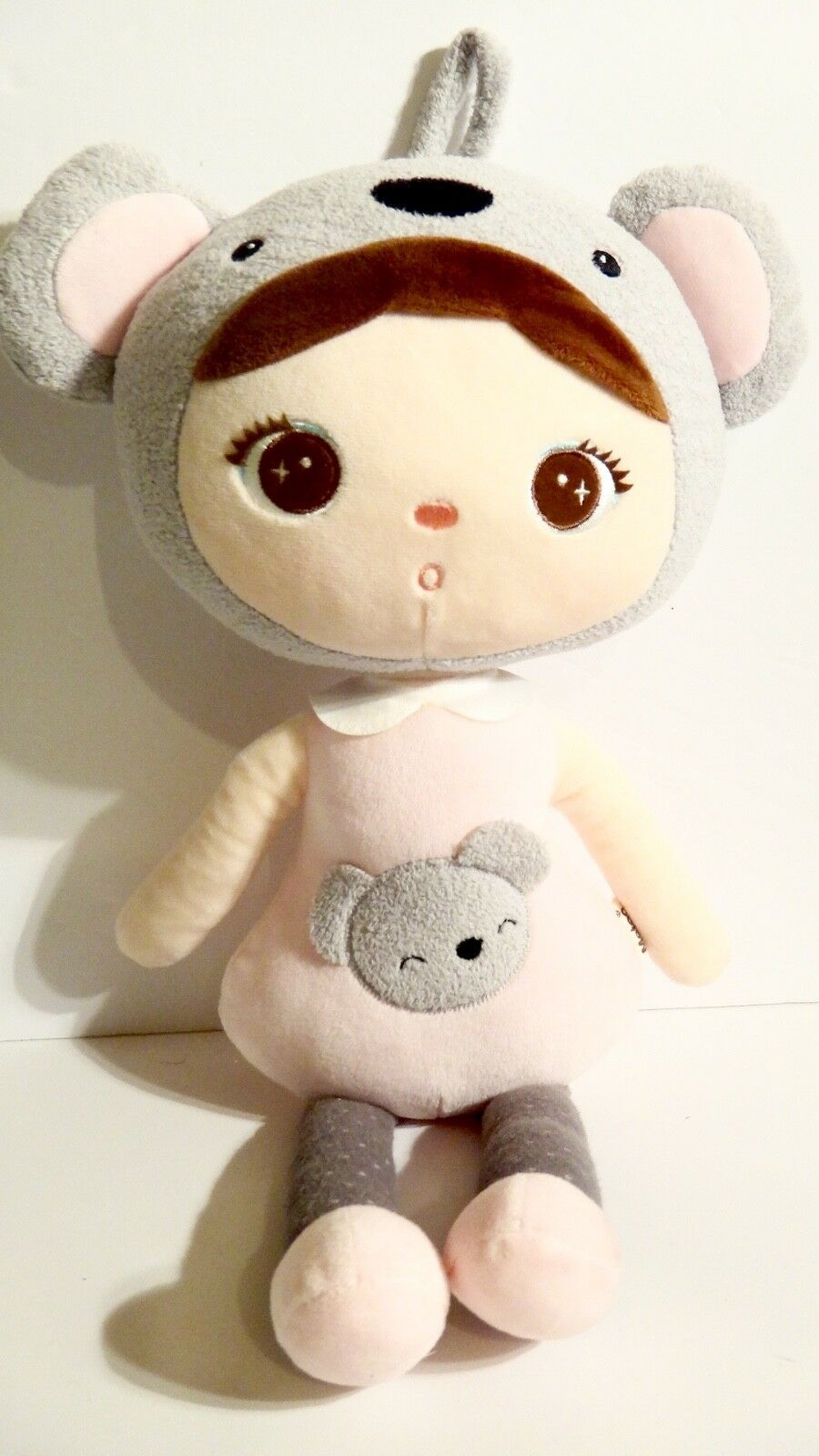 "Me Too JIBAO Stuffed Koala Baby Girl Dolls Plush Toys 18"" - $9.89"