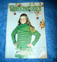 The Workbasket & Home Arts Magazine, December 1973 - $2.00