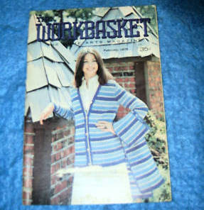 The Workbasket & Home Arts Magazine, Feb 1975