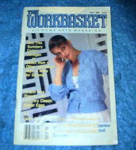 The Workbasket & Home Arts Magazine, April 1988