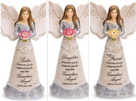 Pavilion Gift Company Elements Friend Guardian Angel Figurine - $24.97