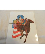 1975 USPS Mint Set of Commemorative Stamps Book Only no stamps - $14.84