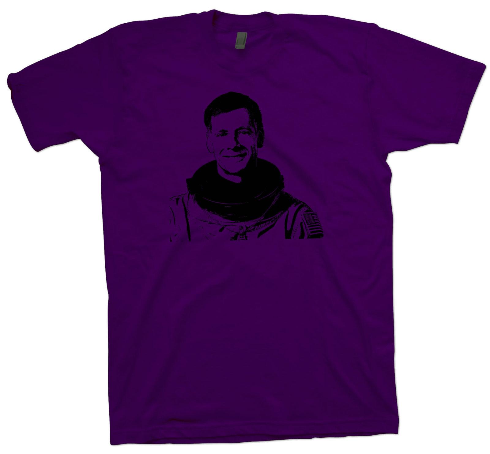 Christopher Fergusont Shirt Astronaut Nerd Science Geek