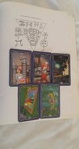 Guidance & prediction by Hebrew Alphabet cards Reading with FIVE CARDS - $25.55