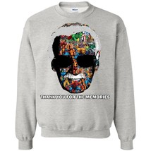 Thank You For The Memories Tee Shirt  - Inspired By Stan Lee Sweatshirt ... - $29.65+