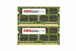 MemoryMasters 32GB (2x16GB) DDR3-1866MHz PC3-14900 2Rx8 SODIMM Laptop Memory - $386.09