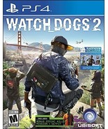 Watch Dogs 2 - PlayStation 4 [video game] - $15.57