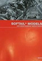 2009 harley davidson softail soft tails models service shop repair manual - $198.18