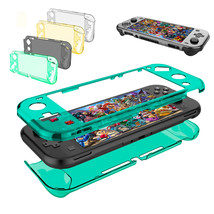 Translucent Cover Case Shockproof Protector Hard Shell For Nintendo Swit... - $27.90