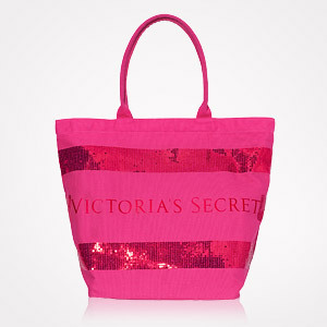 Primary image for Victoria's Secret Limited Edition 2011 Holiday Tote NIP