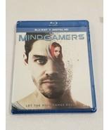 MindGamers (Blu-ray Disc, 2017, Includes Digital Copy UltraViolet) - $5.93
