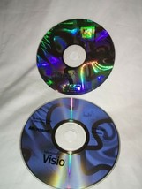 Microsoft Office XP Microsoft Visio Genuine CD ONLY no serial #'s or ret... - $4.95