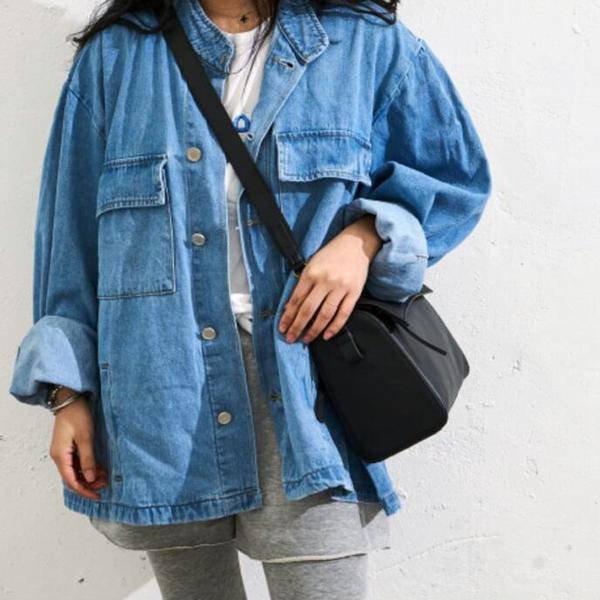Sale, Flap Cover Shoulder Bag, Women Full Grain Leather Handbag, Crossbody Bag image 6