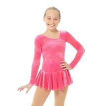 Mondor Model 2769 Girls Skating Dress - IndyRose Size Child 6x-7 - $70.00