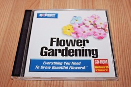 Expert Flower Gardening Everything You Need to Grow Beautiful Flowers! C... - $8.07