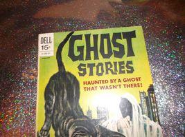 "GHOST STORIES # 27 * ""Wax Museum!"" * Jan. 1971 * VF/NM * Black Cat Paint... - $15.00"