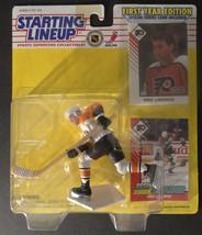 1993 Starting Lineup Eric Lindros Philadelphia Flyers Kenner Hockey NHL Figure - $11.00